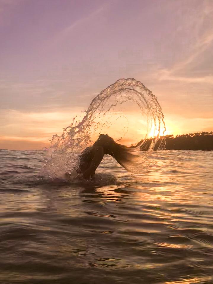 spellbound travels mirissa beach sunset