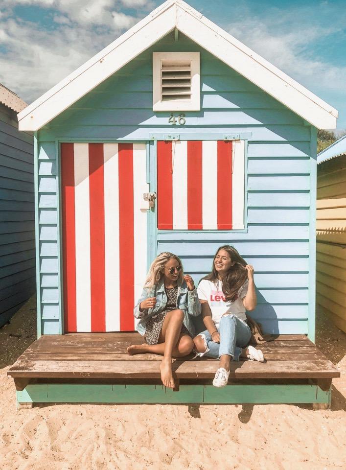spellbound travels brighton beach australia