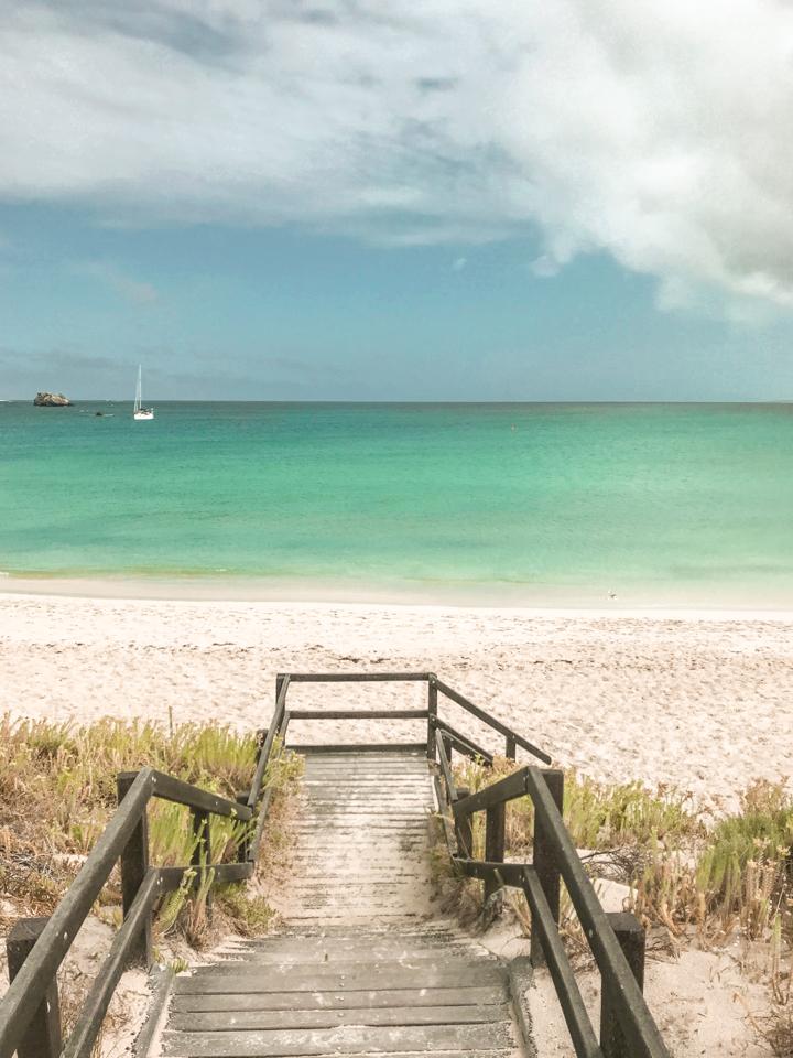spellbound travels western australia beach