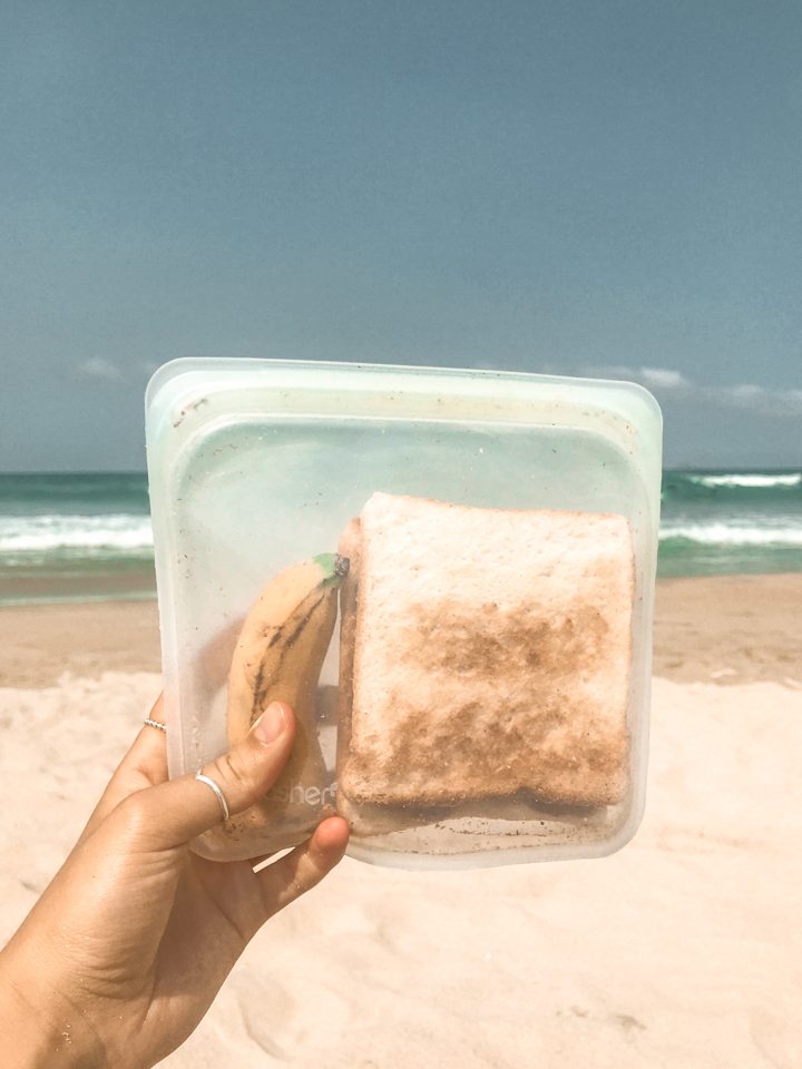 spellbound travels stasher reusable ziplock bag