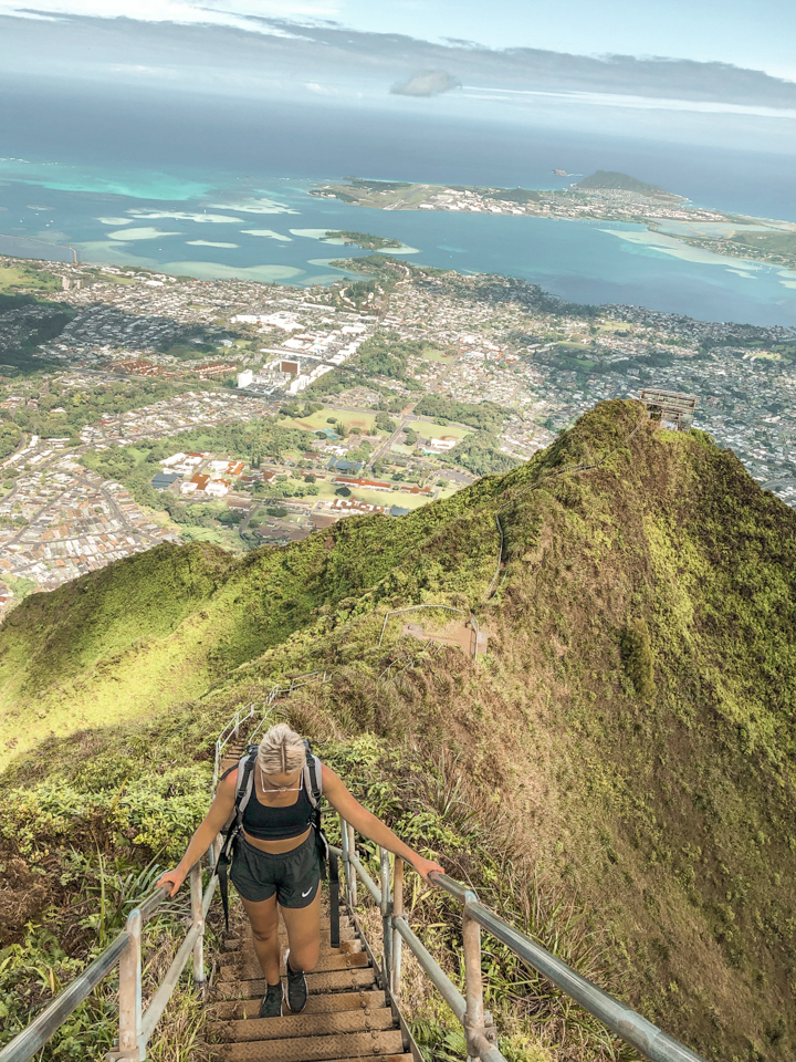 spellbound travels oahu hike