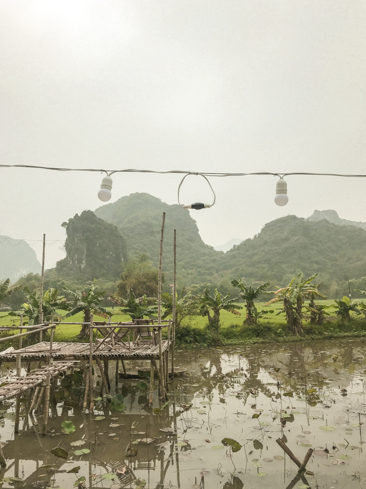 spellbound travels ninh binh hostel