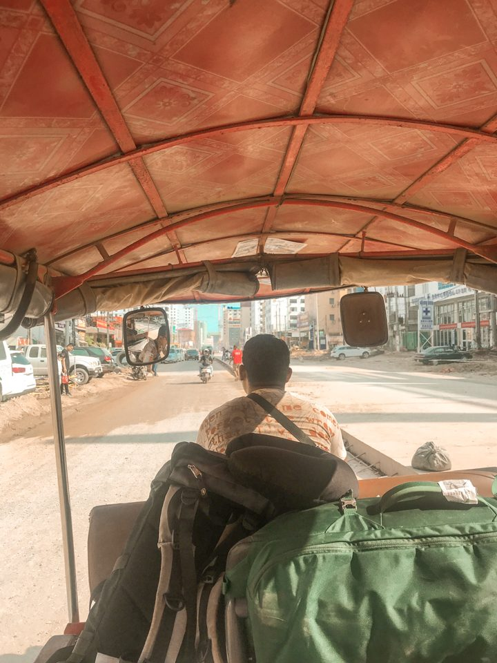 spellboud travels cambodia tuktuk