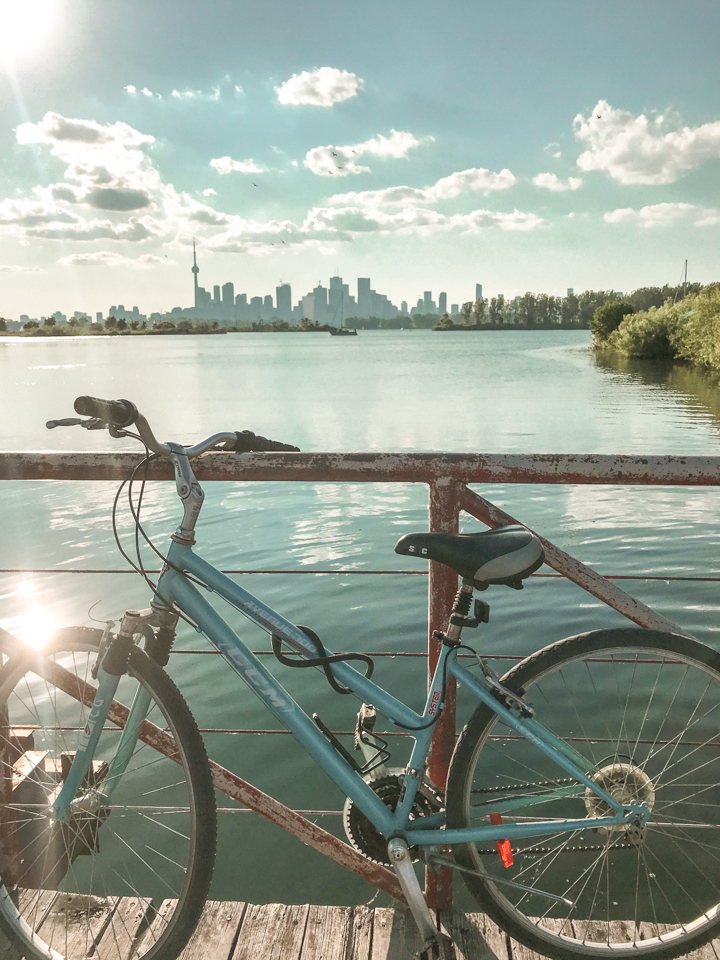 spellbound travels bike tommy thompson trail toronto