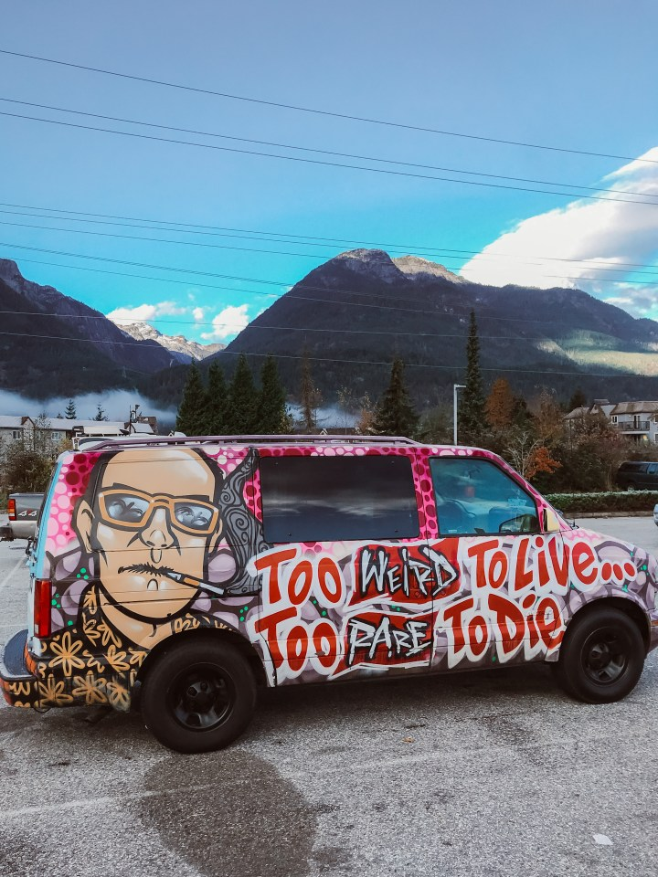 spellbound travels wicked campers british columbia