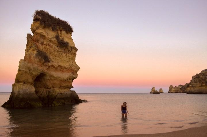 spellbound travels lagos portugal beach