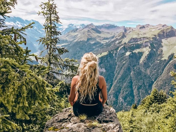 spellbound travels switzerland hike view