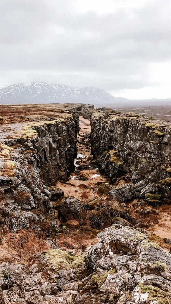 spellbound travels tectonic plate iceland