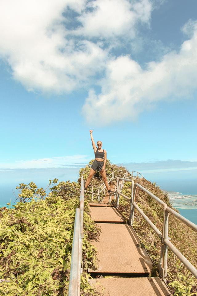 spellbound travels top of stairway to heaven