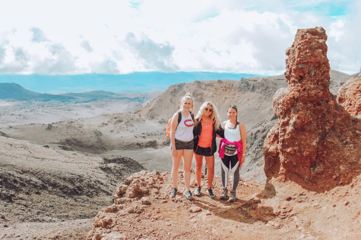 spellbound travels girls travelling new zealand north island hike