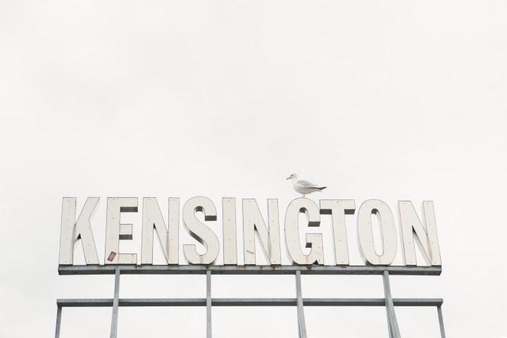 spellbound travels kensington market toronto sign