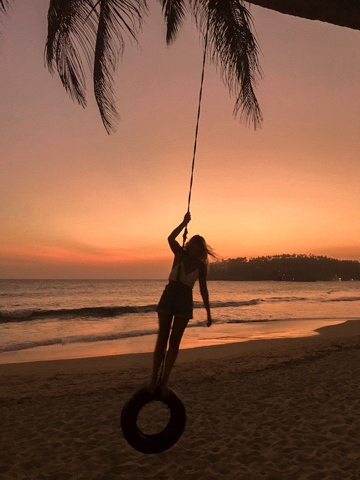 spellbound travels mirissa beach sri lanka