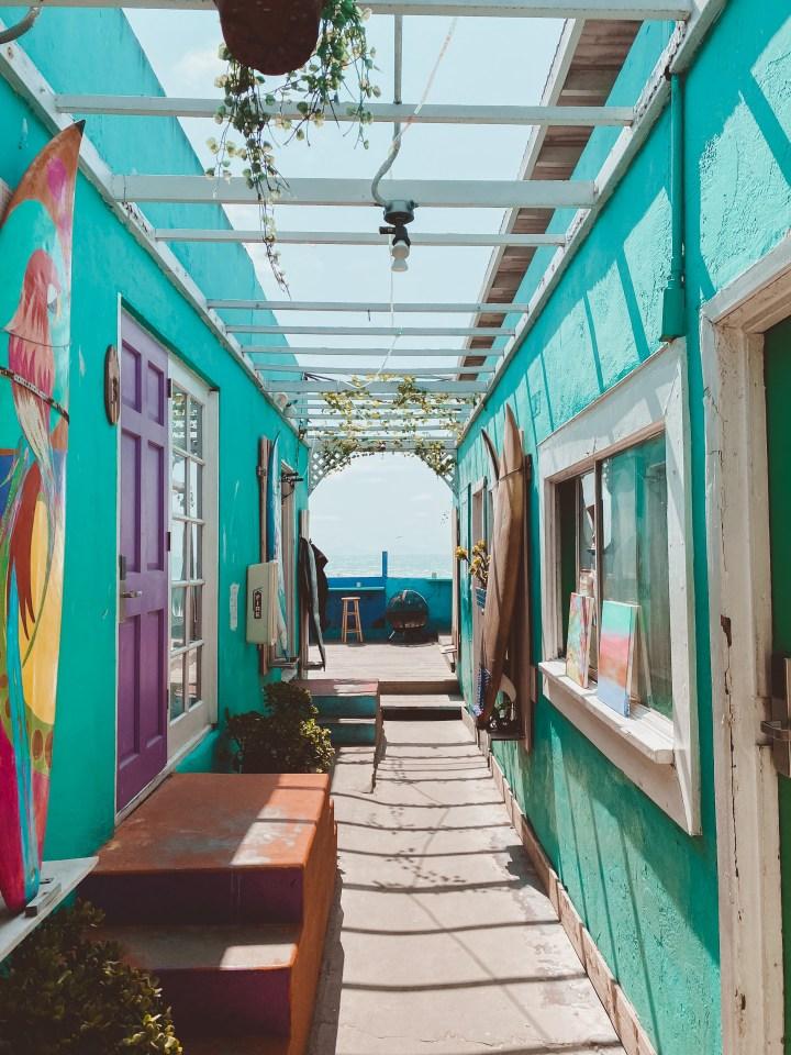 spellbound travels beach bungalow surf hostel san diego