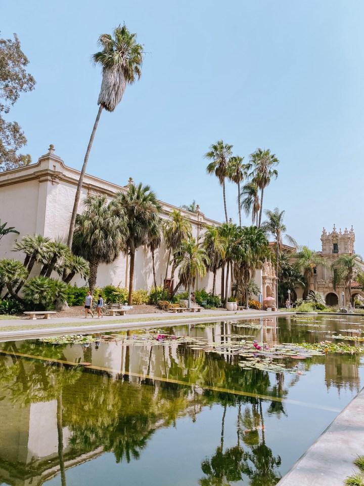 spellbound travels balboa park outdoor gardens