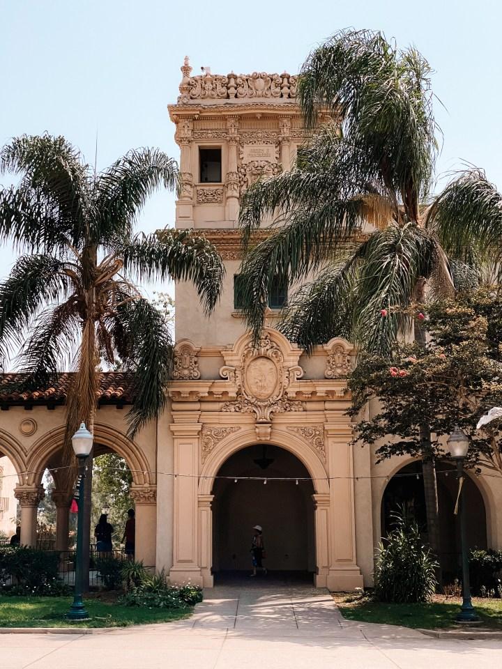 spellbound travels balboa park san diego