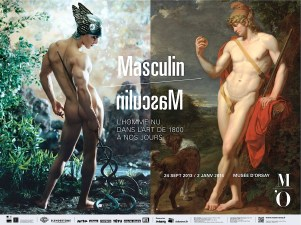 Poster Masculine/Masculine Musée d'Orsay