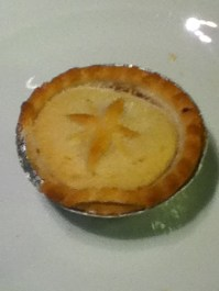 Photo of mince pie