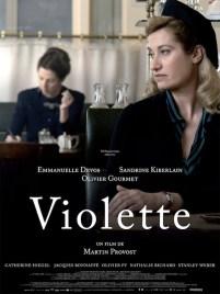 Affiche Poster for Violette film