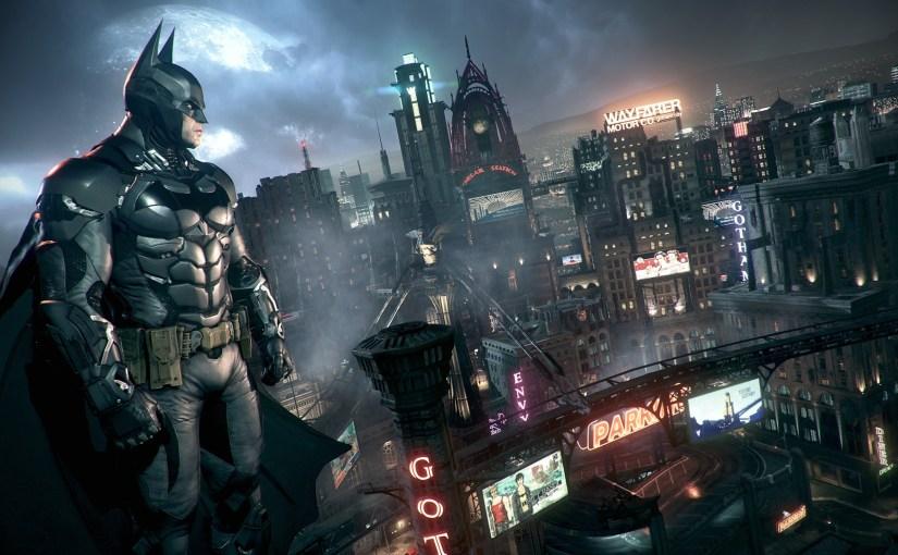 Ep. 73 – Jag är Batman