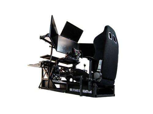 Spenard Cockpit
