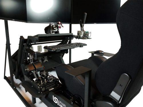 Spenard Ultimate Cockpit