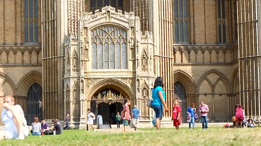 Day 6: Exploring Peterborough's Cathedral and City Center