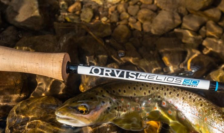 Gear Review: Orvis H3D 9′ 6wt