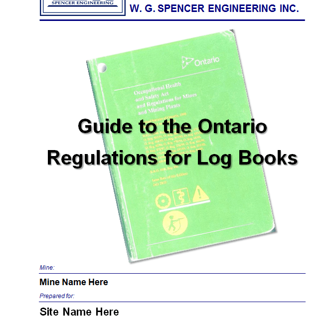 Regulations and log book training