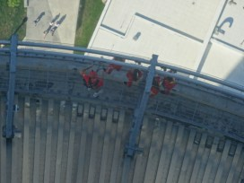 EdgeWalk people braver than I.