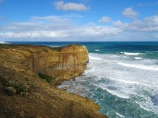 Apostles lookout area