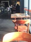 In a restaurant?!