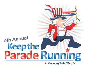 Keep the parade running