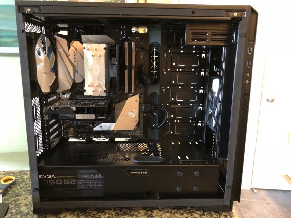 Completed Build!