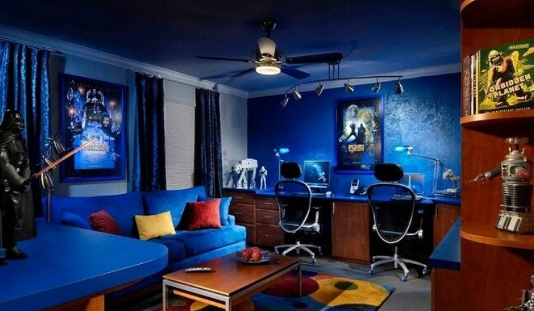 All the games in this section of the website are compliant with the children's online privacy protection act (coppa) and come with the kidsafe certific. 15 Funtastic Game Room Ideas For Kids and Familly - Spenc ...