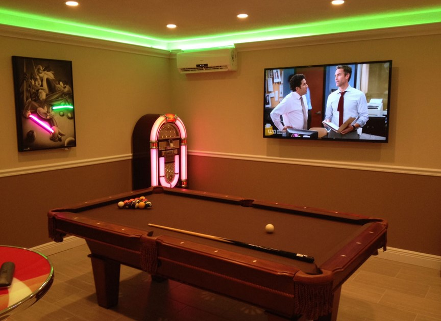 Some kids just don't believe math can be fun, so that means it's up to you to change their minds! 15 Funtastic Game Room Ideas For Kids and Familly - Spenc ...