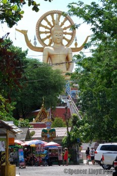 Big Buddha Temple Koh Samui pic 33