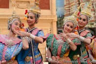 Khon Dance Performance Royal Albert Hall 237