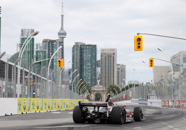 Green Flag Conditions in Toronto Turn Pigot's Day Into a Race to Save Fuel