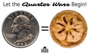 Let the Quarter Wars Begin