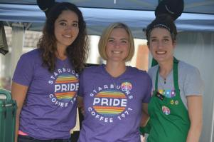 Starbucks Pride Alliance