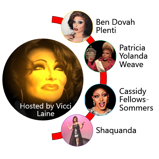 2017 Drag Show Lineup