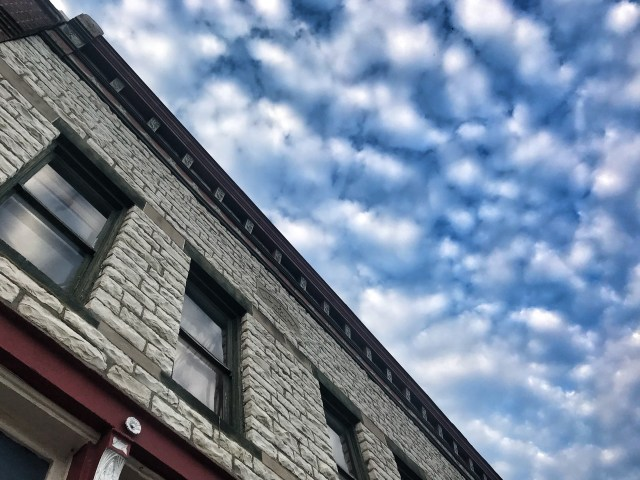 Franklin Street Building and Sky