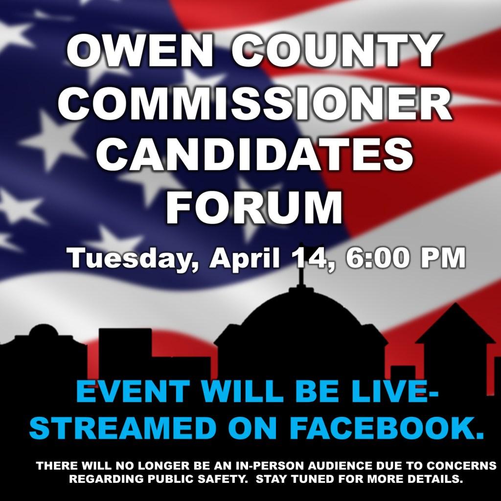 OCCCF Live on Facebook