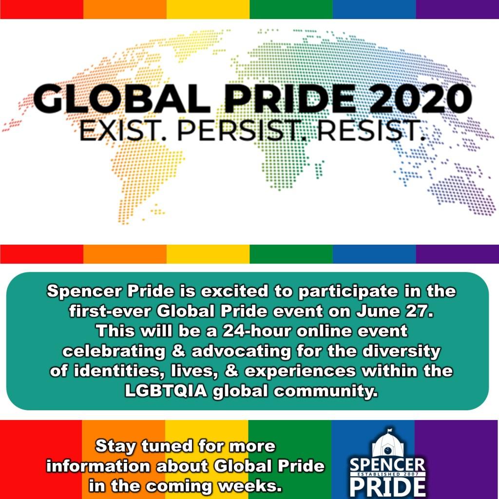 Global Pride 2020 Teaser
