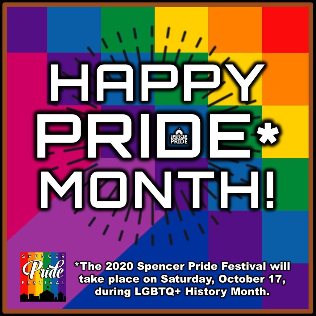 Happy Pride Month - Bi
