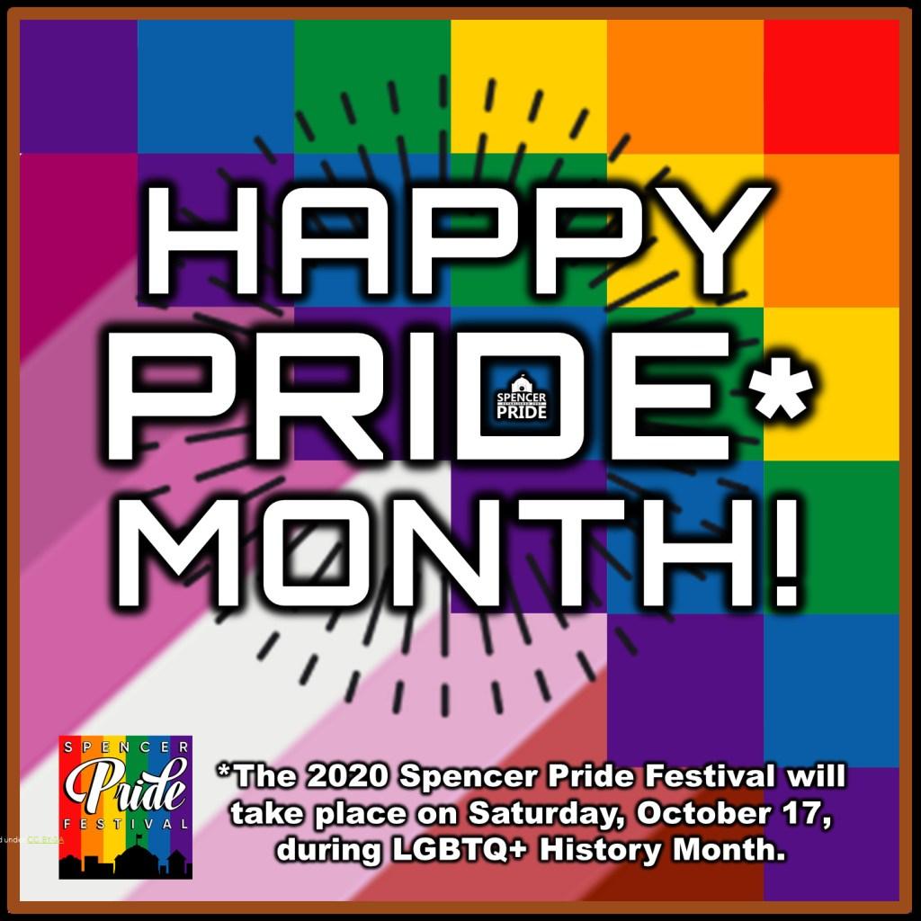 Happy Pride Month - Lesbian