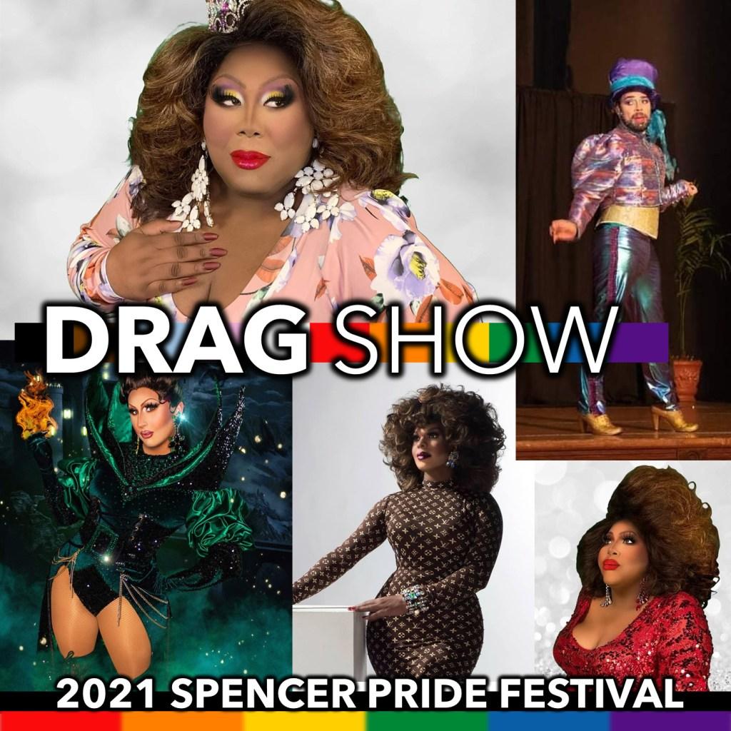 Drag Show Lineup 1