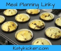 Katy kicker meals for the week linky button