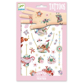 Djeco Tattoos – Fiona's Jewels