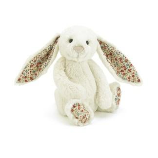 Jellycat Blossom Cream Bunny – Medium